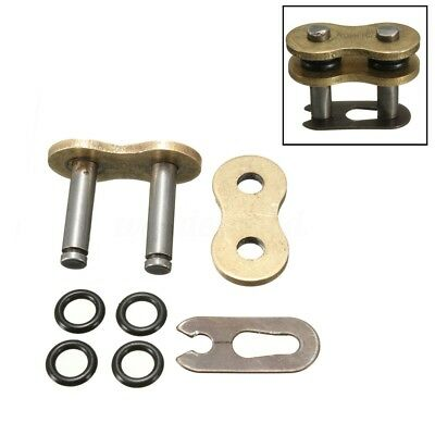Motorcycle 530H 530 Heavy Duty Chain Connecting Rivet Master Links O-Ring