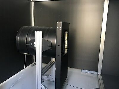 Berger Lichttechnik PSS 8 HS Module Testing System with Tunnel System & Elabo PT