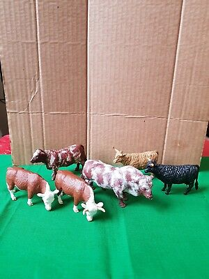 Britains farm animals