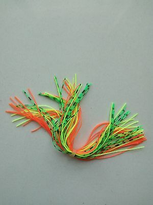 5 Silicone Skirts Ultimate Crawfish 273-91-44 spinner bait bass lure jig fishing