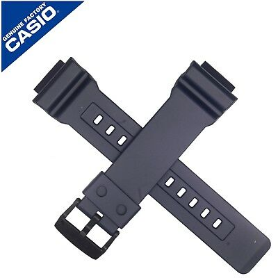 Genuine Casio Watch Strap Band for AD-S800WH-2AV AD S800WH S800W BLUE 10478118