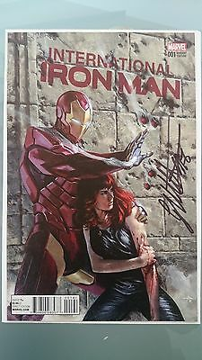 International Ironman # 1  Nm  1:25 Signed Gabriele Dellotto  Variant  2016