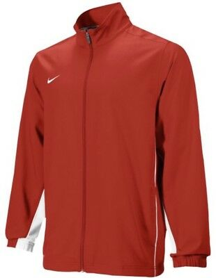 63a0942f2b NIKE TEAM WOVEN Jacket Scarlet Red Size XXL New -  27.50