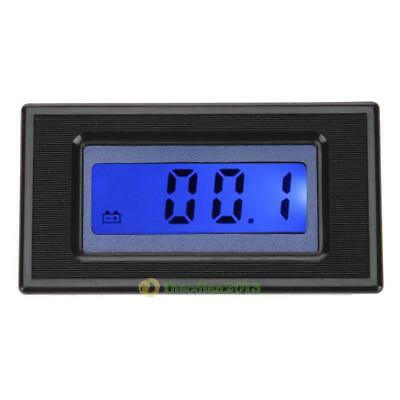 PM435 220V Digital Panel Meter LCD Backlight Voltmeter Voltage Meter Multimeter