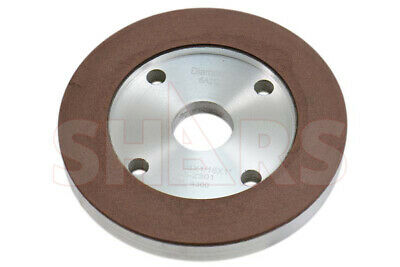 "SHARS 6 x 3/4"" DIAMOND PLAIN CUP WHEEL GRINDING D6A2C 100 GRIT NEW SAVE $51.00"