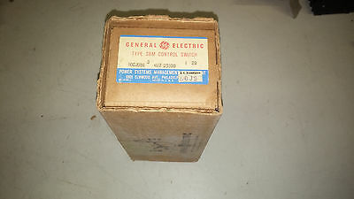 Ge 10Cj986 New In Box Sbm Control Switch See Pics #a46