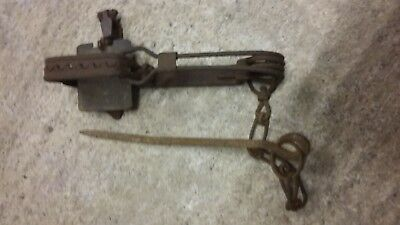 Pre War Antique Animal Trap