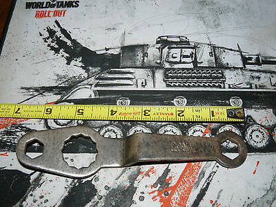 Doall band saw wrench Do-All oem wrench ships free USA 3 hole size