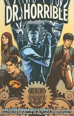 Dr. Horrible and Other Stories by Zack Whedon 9781595825773 (Paperback, 2010)