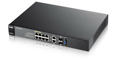 GS2210-8HP Managed network switch L2 Gigabit Ethernet (10/10