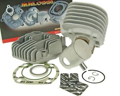 Zylinder Kit Malossi MHR 50 cc 0 3/8in for Minarelli Horizontal AC