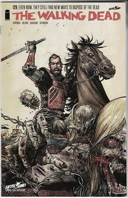 WALKING DEAD #129 VARIANT Image Comics SDCC 2014 Exclusive VARIANT Cover NM
