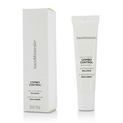 BareMinerals Combo Control Milky Face Primer 30ml Womens Make Up