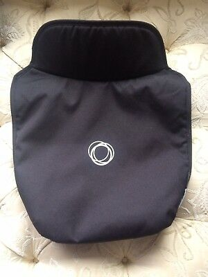 bugaboo donkey apron in black- in brand new condition