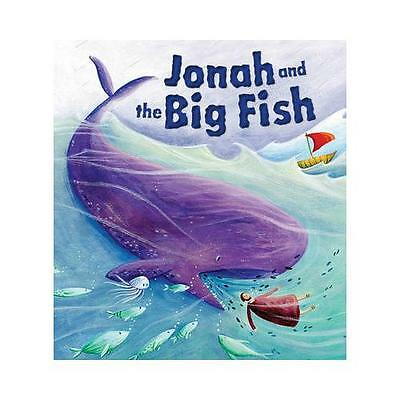 Jonah and the Big Fish by Katherine Sully (author), Simona Sanfilippo (illust...