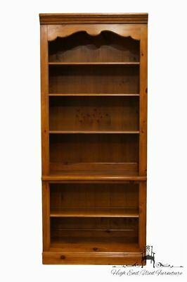 """ETHAN ALLEN Chateau Normandy Country French 34"""" Bookcase 17-9210 - 217 Finish"""