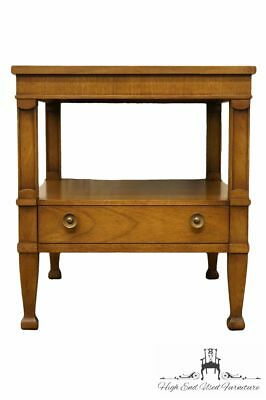 """DREXEL Triune Collection 20"""" Mahogany End / Lamp Table 585-312-3"""