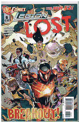 The New 52! Legion Lost #6