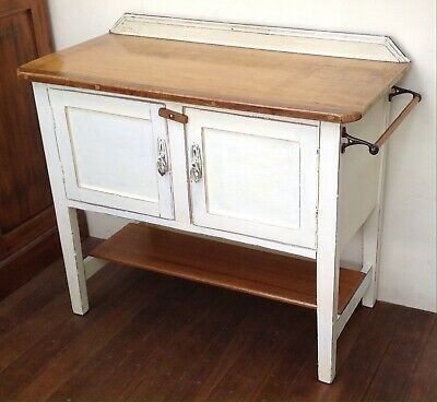 ANTIQUE WASHSTAND ONLY -no accessories