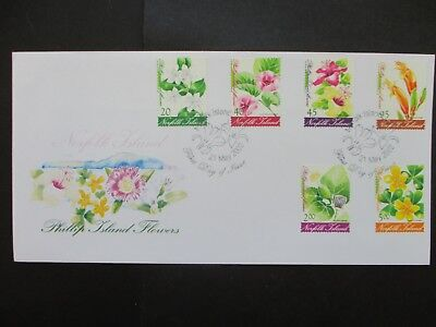 Australian Stamps: Norfolk Island First Day Covers - Great Items! (A1500)
