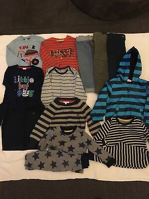 Baby Gap, Ted Baker, Blue zoo Mini Club bundle For boys 12-18months
