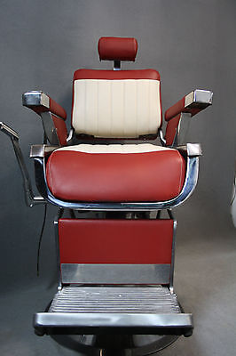 Barber Chair BELMONT USA Barbier Friseurstuhl (Koken,Climazon siehe Shop )