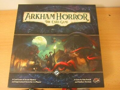 Arkham Horror The Card Game LCG Core Set (2016) by FFG