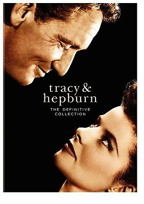 Tracy & Hepburn the Definitive Collection, New 10-disc set Free shipping
