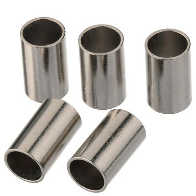 100x Crimp Sleeve Ferrule Pleated Tube Pipe for KSR240 KSR200 Cable Connector