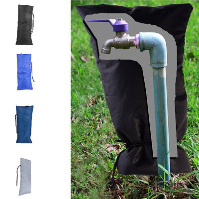 Various Outdoor Faucet Cover, Faucet Socks for Freeze Protection 50cm x 21cm