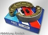 EBC Brake Shoes S613 with Springs