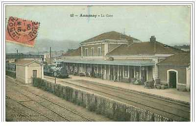 07.annonay.la Gare.train