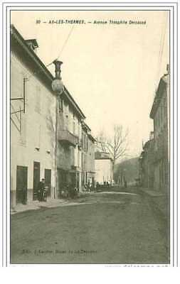 09.ax Les Thermes.avenue Theophile Delcasse