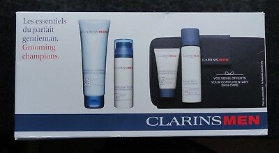 Clarins Mens Gift Set, New and boxed
