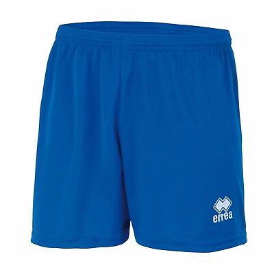 Errea New Skin Football Shorts Blue Sizes Yth Xs  To Adult Medium Bnwt