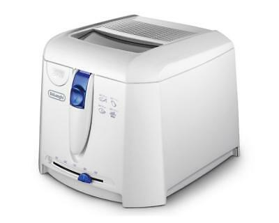 DELONGHI F 27201 Fritteuse weiss