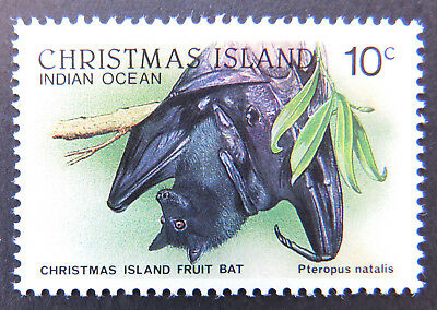 1987-1988 Christmas Island Stamps - Wildlife Definitives - Single 10c MNH