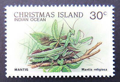 1987-1988 Christmas Island Stamps - Wildlife Definitives - Single 30c MNH