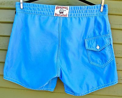 **vintage**early**BIRDWELL BEACH BRITCHES** SZ.36**excellent**triple stitched**