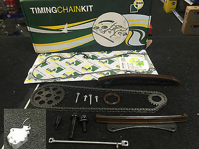 FOR FORD KA 1.3 TDCi D CDTi MULTIJET  DIESEL TIMING CHAIN FULL KIT OEM