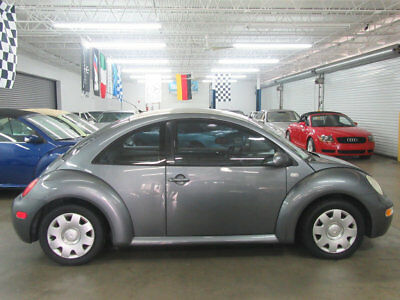 2002 Volkswagen Beetle-New GLS 1 owner 47k FREE SHIPPING w/ BuyItNow clean carfax coupe automatic serviced wow