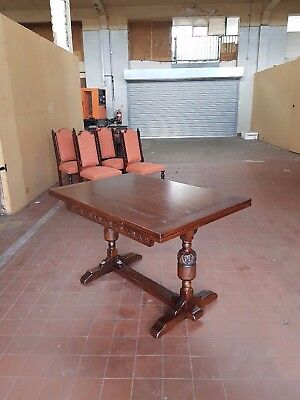 Old Charm/jaycee Refectory Extending Dinning Farmhouse Kitchen Table 3 Sizes