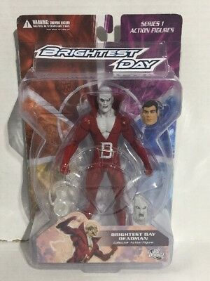 DC Direct Deadman Brightest Day Series 1 Action Figure Collectibles New MIP