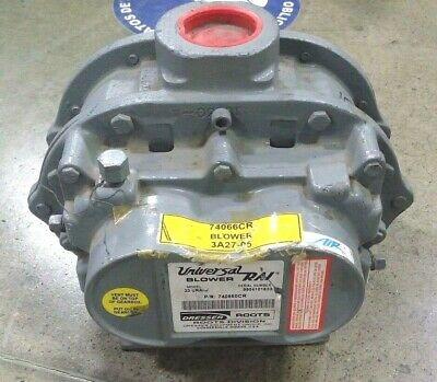 Universal Blower Motor Model: 33 Urai-J Serial: 9904101533 P/n: 740650Cr