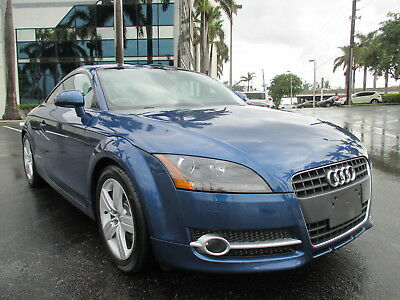 2008 Audi TT 2.0 T FLORIDA AUDI TT DEALER MAINTAINED GREAT CONDITION LIKE NEW