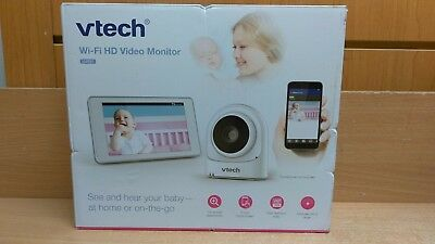 "VTech 5"" Touch Screen Expandable HD Video Baby Monitor with Wi-Fi Cam - VM981"