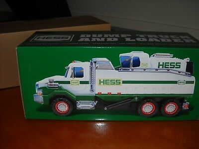 2017 Hess  Dump Truck and Loader  SOLD OUT !!