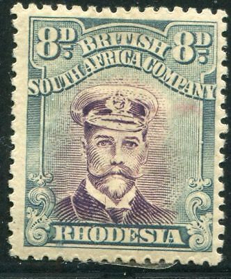 Black Mtn British ************ Rhodesia # 128 Mint ************* Cat. $19