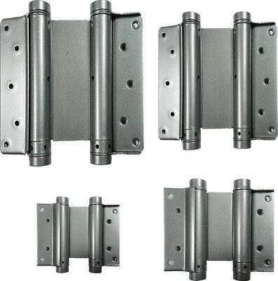 Double Action Spring Hinges Swinging Saloon Doors - Price Per Hinge - UK Quality