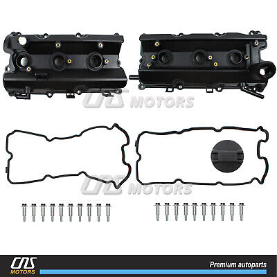 NEW Valve Cover & Gaskets for 03-08 Infiniti FX35 G35 M35 Nissan 350Z 3.5L